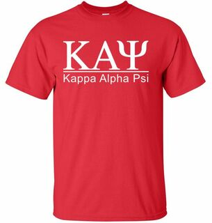 Kappa Alpha Psi Bar Tee
