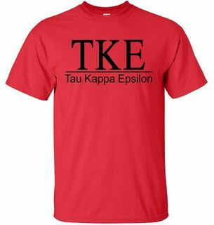 Tau Kappa Epsilon bar Tees