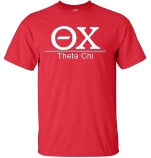 Theta Chi bar tee