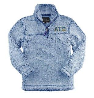 Alpha Tau Omega Sherpa Pullover
