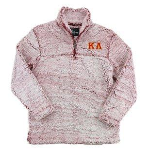 Kappa Alpha Sherpa Pullover