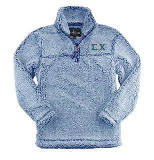 Sigma Chi Sherpa Pullover