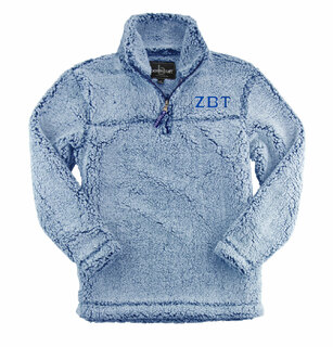 Zeta Beta Tau Sherpa Pullover