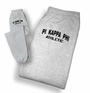 Athletic Fraternity & Sorority Sweatpants