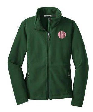Alpha Kappa Alpha Fleece Jacket