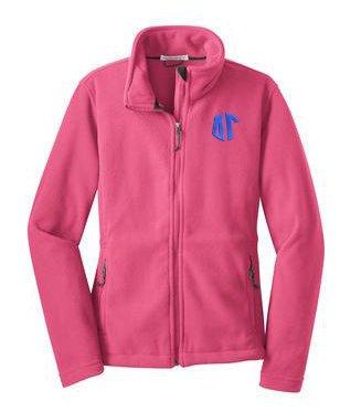 Delta Gamma Fleece Jacket