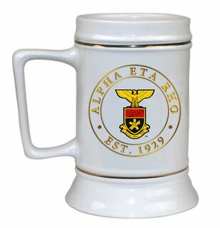 Alpha Eta Rho Mugs, Cups & Glasses