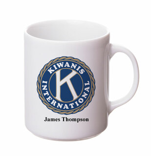 Kiwanis Coffee Mug