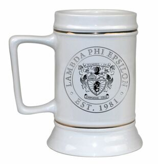 Lambda Phi Epsilon Mugs, Cups & Glasses