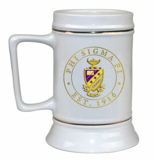 Phi Sigma Pi Mugs, Cups & Glasses
