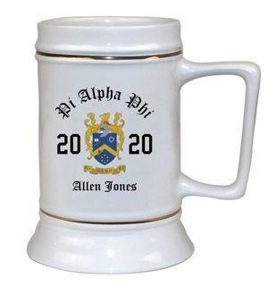 Pi Alpha Phi Mugs, Cups & Glasses