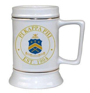 Pi Kappa Phi Ceramic Stein