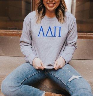 Alpha Delta Pi University Crewneck Sweatshirt