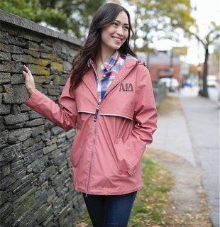 Alpha Gamma Delta Carson New Englander Rain Jacket