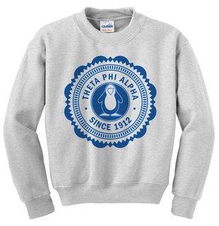 Theta Phi Alpha Seal Crewneck Sweatshirt