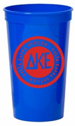 Fraternity Greek 22oz. Cup