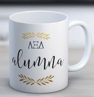 Alpha Xi Delta Alumna Coffee Mug