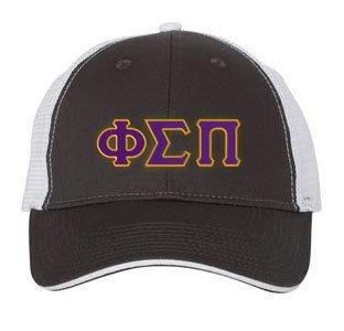 Phi Sigma Pi Hats & Visors