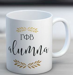 Gamma Phi Beta Alumna Coffee Mug