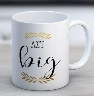 Alpha Sigma Tau Big Coffee Mug