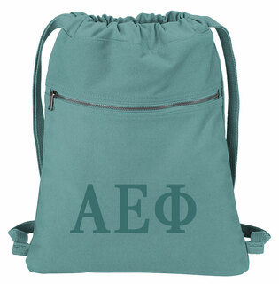 Alpha Epsilon Phi Beach Wash Cinch Pack