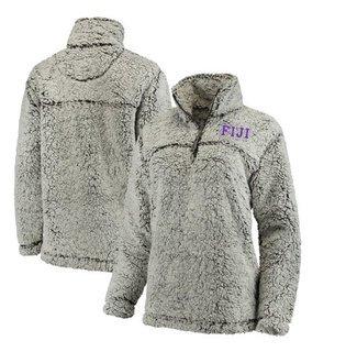 FIJI Fraternity Sherpa Pullover