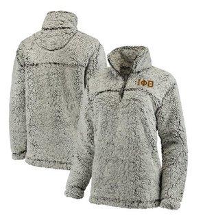 Iota Phi Theta Sherpa Pullover