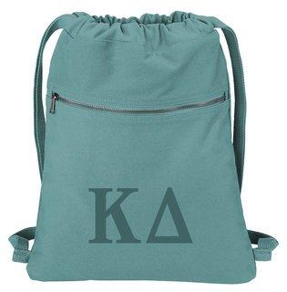 Kappa Delta Beach Wash Cinch Pack
