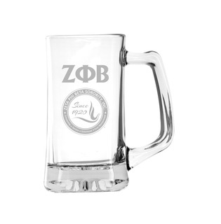 Zeta Phi Beta Custom Engraved Mug