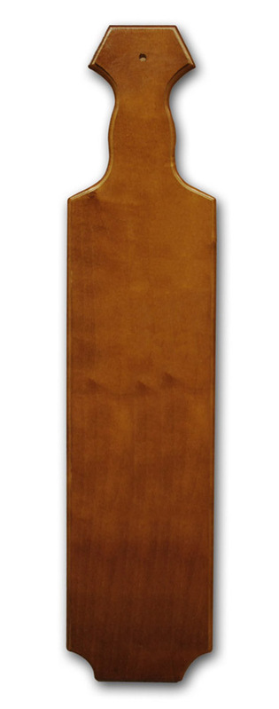 Giant Blank Greek Paddle