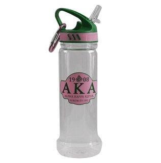 AKA Water Bottle W/Carabiner Hook
