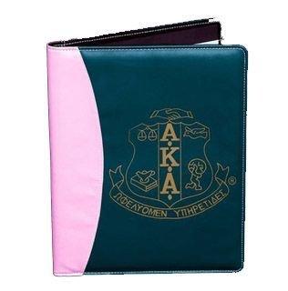 Alpha Kappa Alpha AKA Padfolio