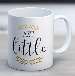 Alpha Sigma Tau Little Coffee Mug