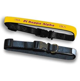 Pi Kappa Alpha Pet Collar