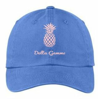 Sorority Pineapple Hat