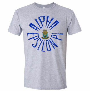 Alpha Epsilon Pi Tube T-Shirt
