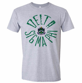 Delta Sigma Phi Tube T-Shirt