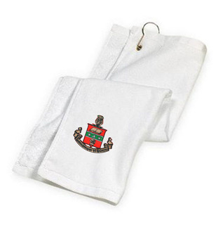 DISCOUNT-Alpha Chi Omega Golf Towel