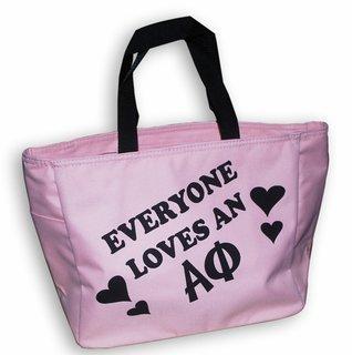 Everyone Loves Sorority Tote Bag