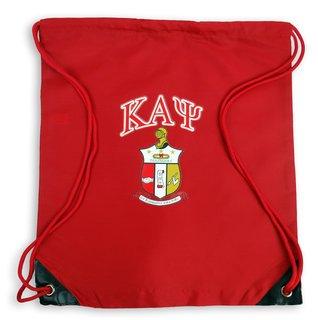 Kappa Alpha Psi Crest - Shield Cinch Sack