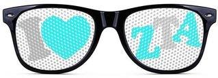 Zeta Tau Alpha Wayfarer Style Lens Sunglasses