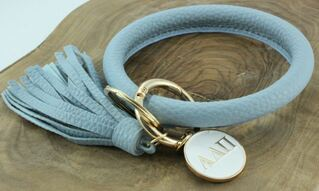 Alpha Delta Pi Bangle Keychain