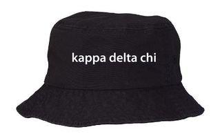 Kappa Delta Chi Bucket Hat
