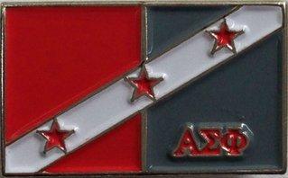 Alpha Sigma Phi Lapel Pin