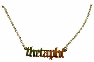 Theta Phi Alpha Old English Necklaces