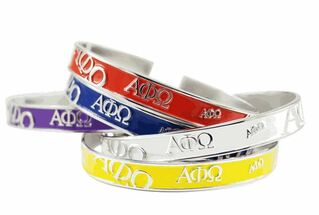 Alpha Phi Omega Bangle
