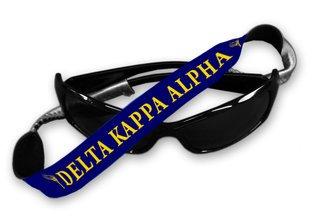 Delta Kappa Alpha Croakies