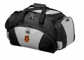 Greekgear Iota Phi Theta Messenger Briefcase Black