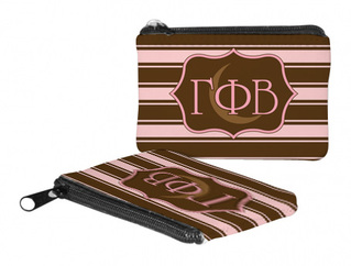 Sorority Coin Purse  - CLOSEOUT or Cosmetic Bag