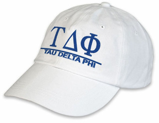 Tau Delta Phi World Famous Line Hat